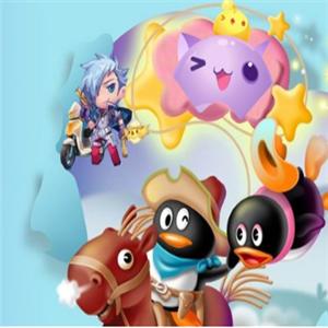 腾讯游戏加盟图片