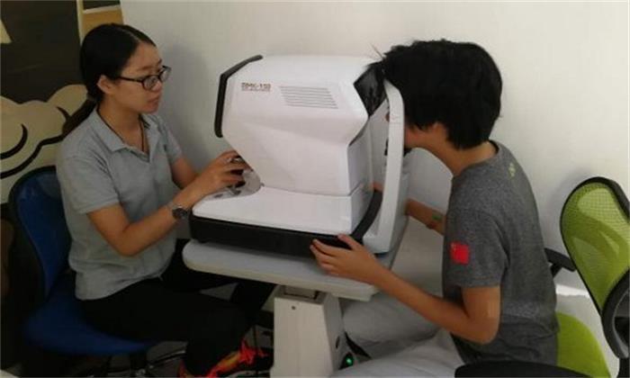 心视界视力保健加盟