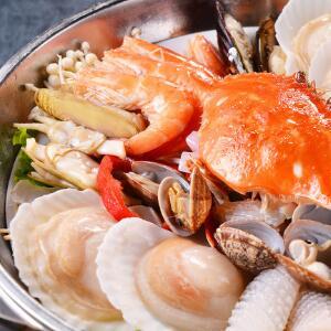 海塘海鲜自助火锅