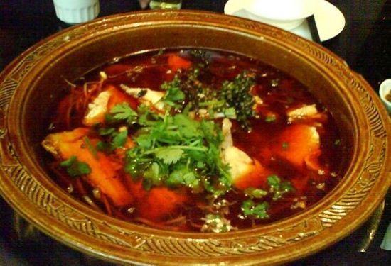 泰国耗儿鱼火锅