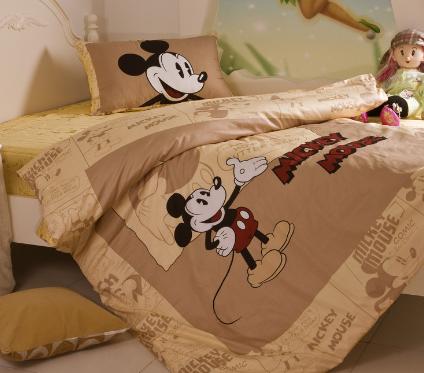迪士尼床上用品