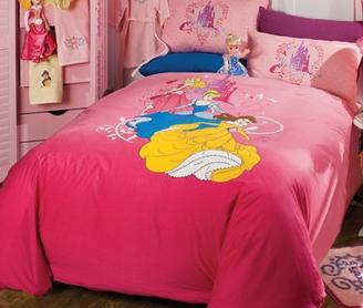 迪士尼床上用品加盟图片