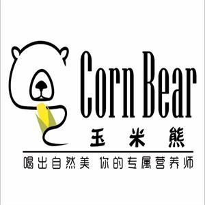 玉米熊鲜榨饮品