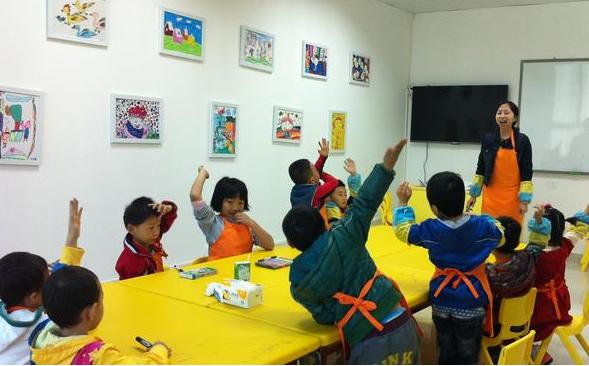 SSK少儿艺术教育加盟