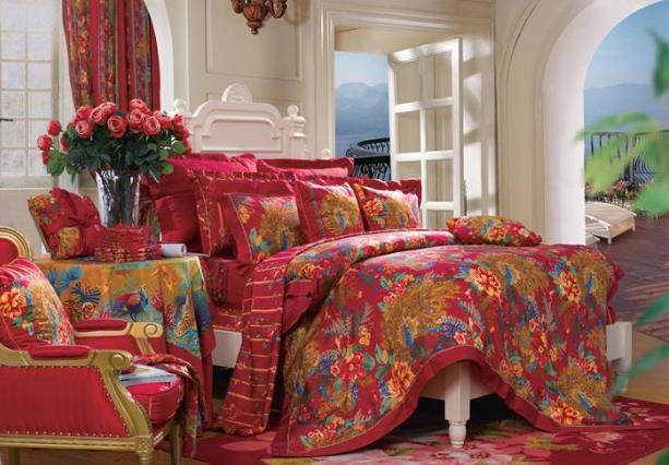 富安娜艺术家纺产品图