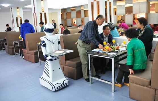 机器人餐厅