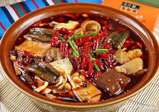 500种家常川菜炒菜的做法