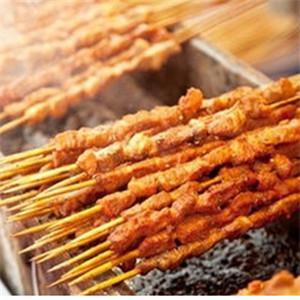 小竹簽 烤肉