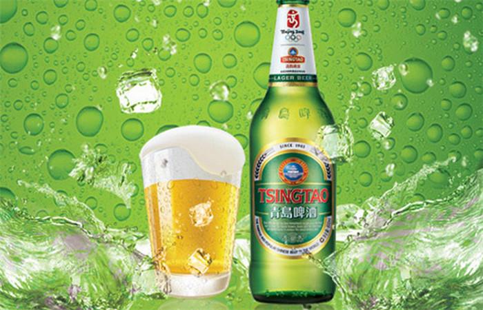 酒水 啤酒 青岛鲜啤加盟    青岛啤酒1903年建厂,品牌价值805.