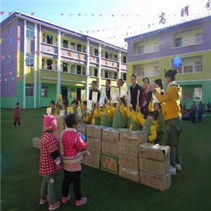 品格幼儿园加盟图片