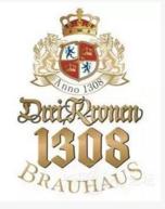 德国三皇冠1308自酿啤酒坊餐厅