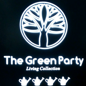 The Green party诚邀加盟