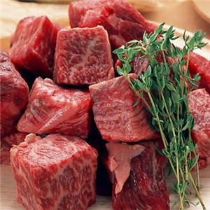 雪龙黑牛牛肉