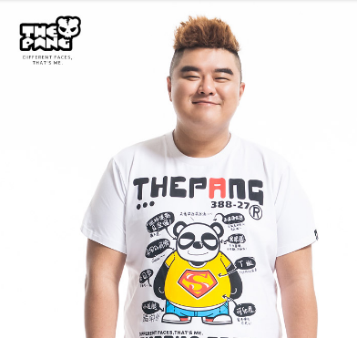thepang大码男装