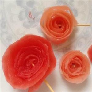 卉和水玫瑰花本水