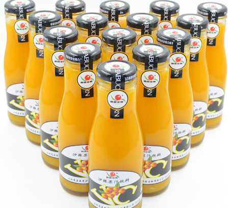 高原圣果沙棘汁饮料