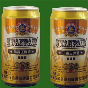 藍裕小麥王啤酒