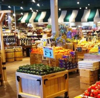 唐山超市加盟图片