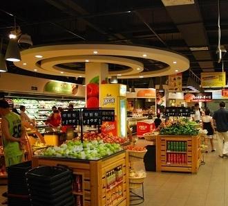 天富超市加盟图片