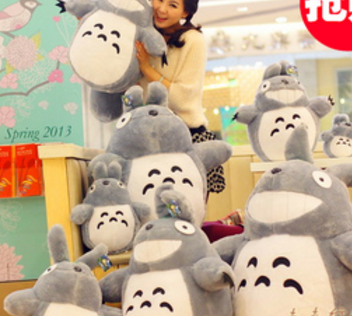 Totoro龙猫加盟图片