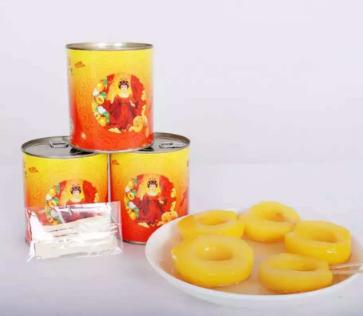 桃如意黄桃罐头