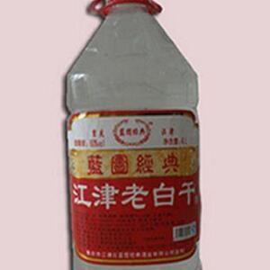 江津老白干白酒