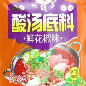 刘胡子调味品加盟图片