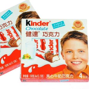 健达巧克力加盟图片
