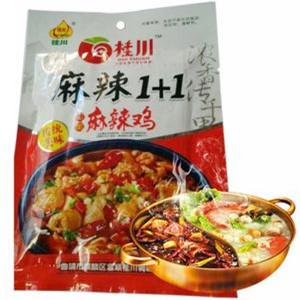 桂川调味品加盟图片