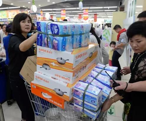 人本超市加盟图片