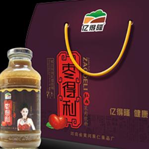 红枣果肉饮料加盟