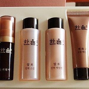 韩律化妆品加盟图片