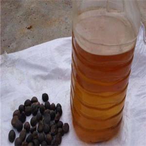 天台山野生山茶油加盟图片