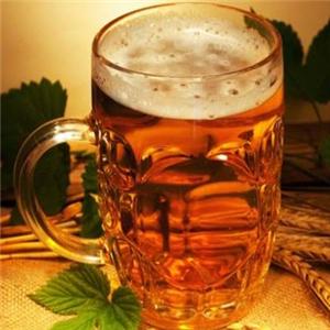 哈爾濱純啤酒