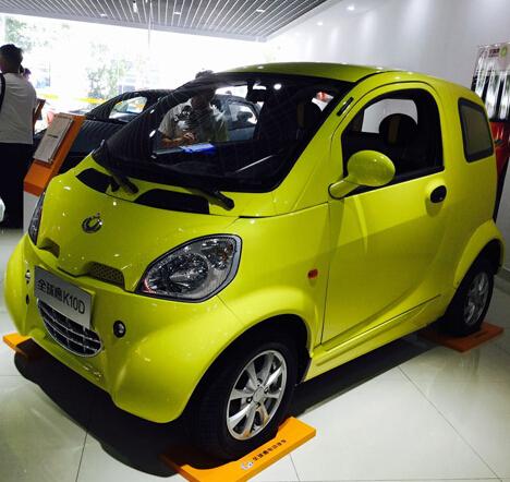 全球鹰电动汽车