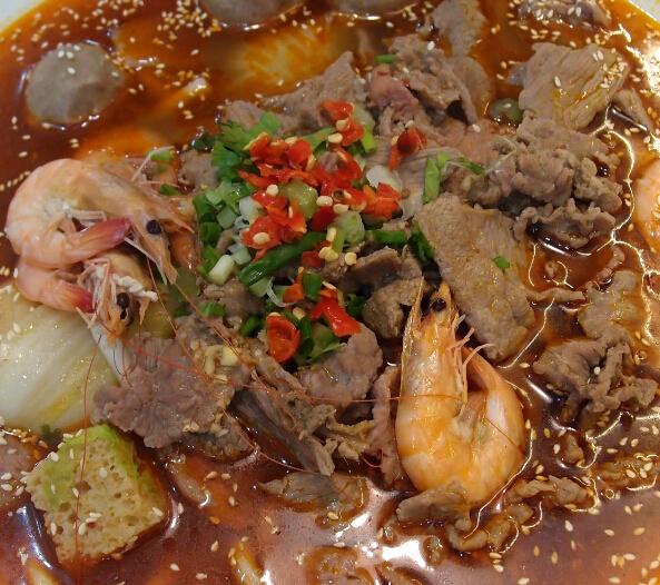 七婆串串火锅