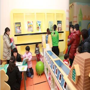 贝瑞国际儿童成长中心加盟图片