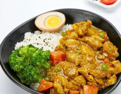 乐优谷中式快餐加盟图片
