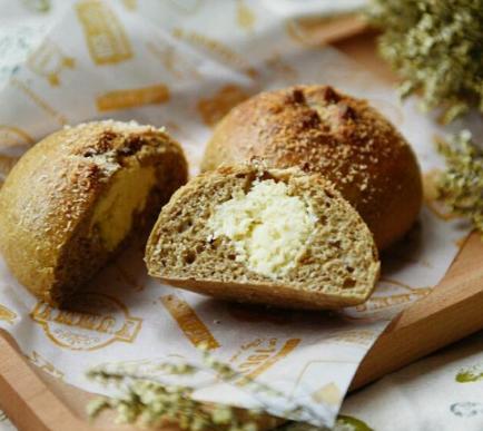 麦优面包房加盟图片