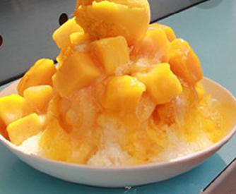 台湾水果刨冰加盟图片
