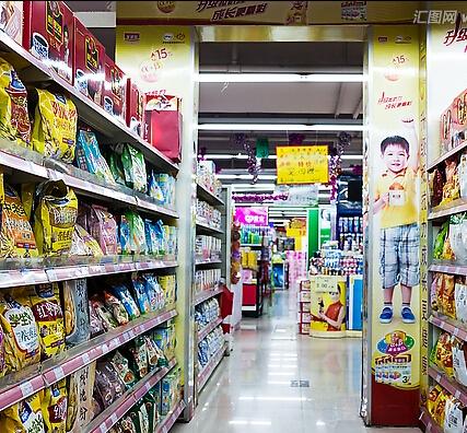青百超市加盟图片