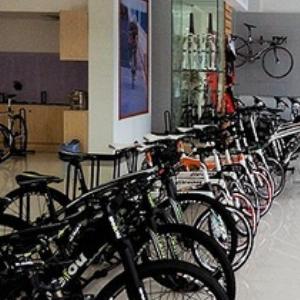 贝欧自行车加盟图片