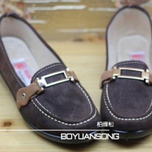 柏缘松老北京布鞋加盟