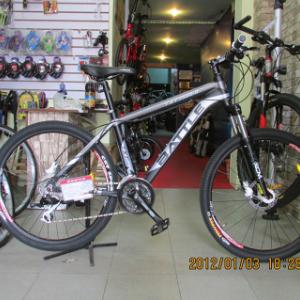 邦德富士达自行车