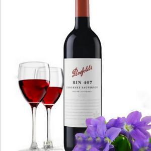 澳洲奔富葡萄酒