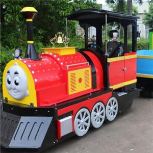 昊轩观光小火车加盟图片