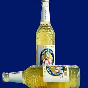 白马王啤酒加盟图片