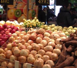 大利家超市加盟图片