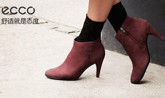 ecco女鞋