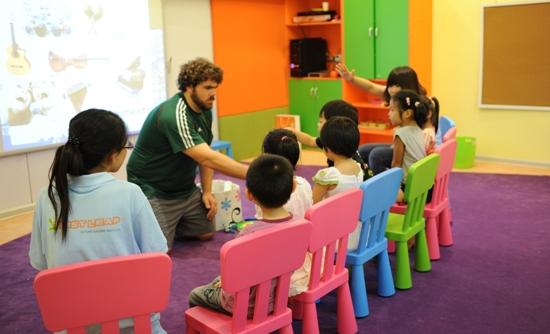 励步国际儿童教育加盟